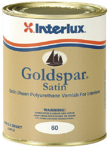 Goldspar Satin 60 Varnish-Pint