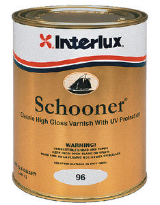 Schooner Varnish-Quart