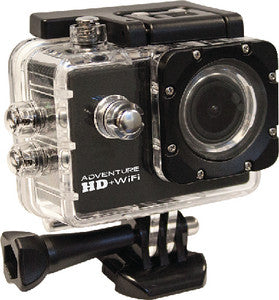 Adventure Hd Cam Wifi W-Case