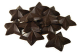 75% Dark Chocolate Stars 5LBS
