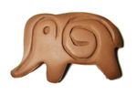 43% Rice Milk Chocolate Elephant