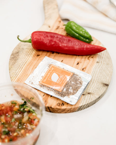 Habanero Garden Sea Salt 2oz