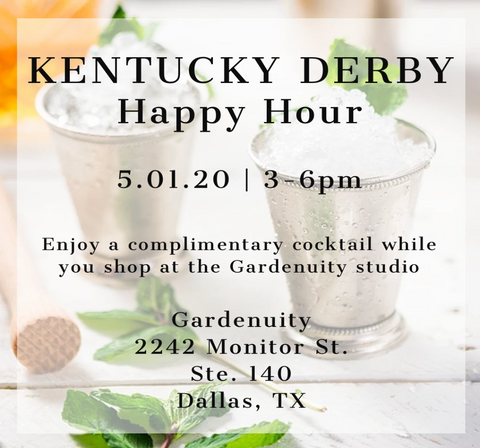 Kentucky Derby Happy Hour | Event Ticket - May 1st