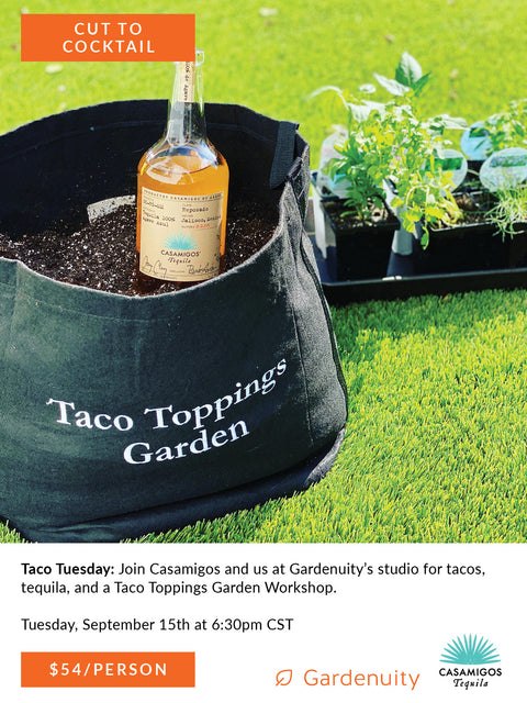 Taco Tuesday with Casamigos | September 15th