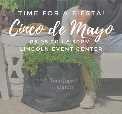 Cinco de Mayo Fiesta | Event Ticket - May 5th