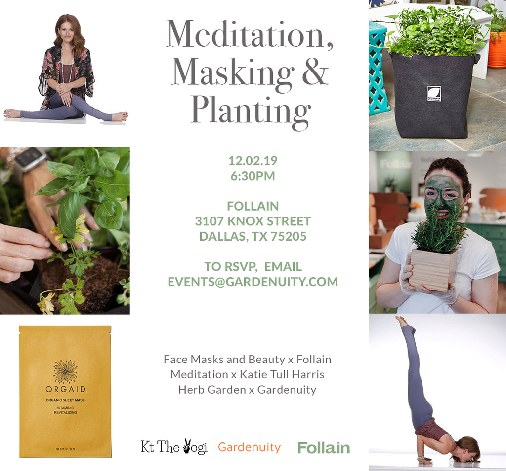 Follain + Meditation