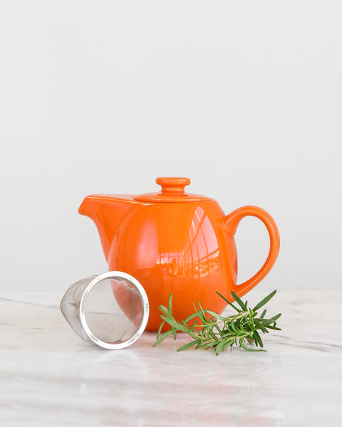 Gardenuitea Teapot on the Spot