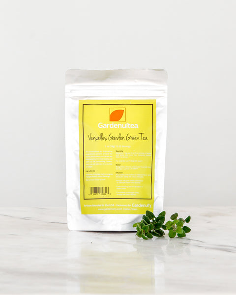 Loose Leaf <br>Versailles Green Tea<br>Marigold, Ginger & Mint