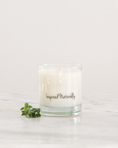 Inspired Naturally Soy Candle