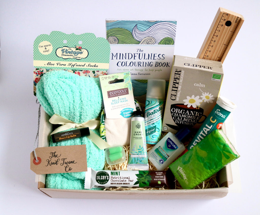 get well soon hamper and gift box womens