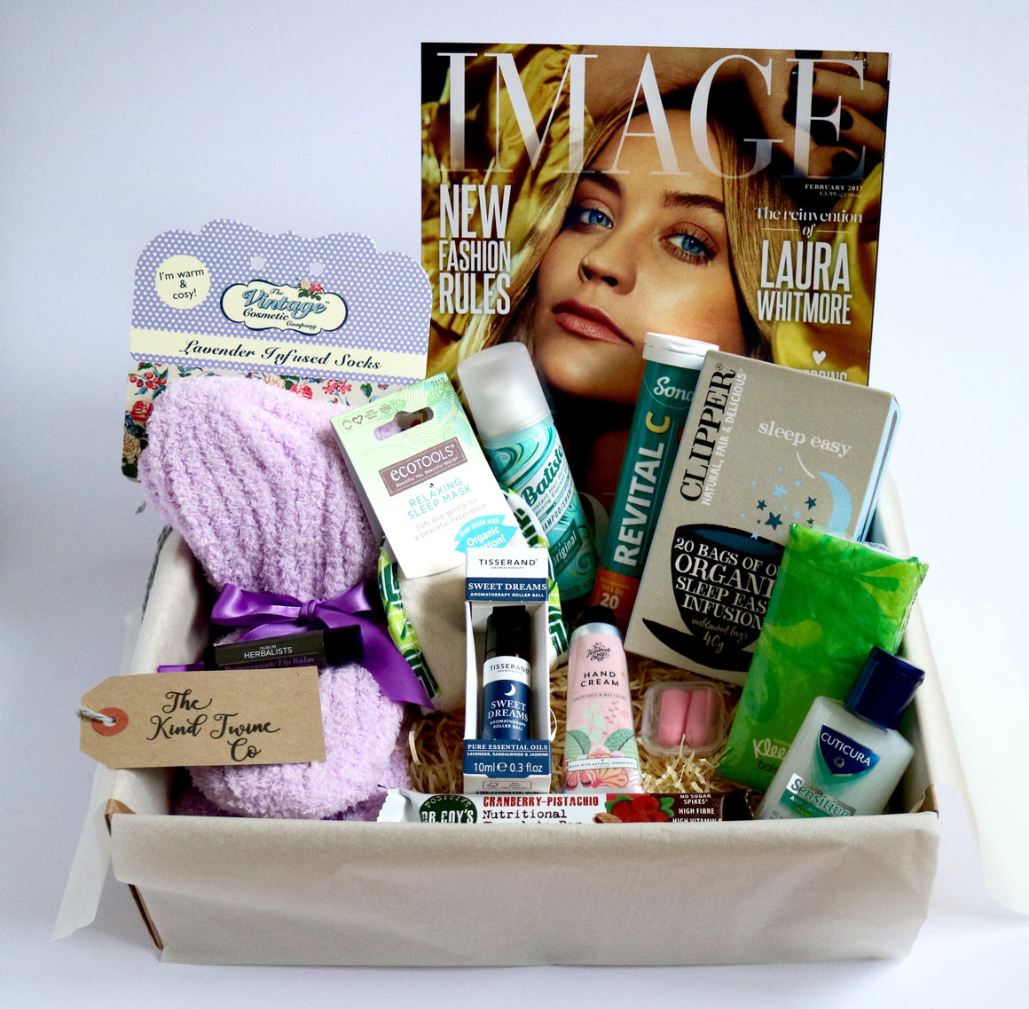 new mum gift box hamper baby shower gift