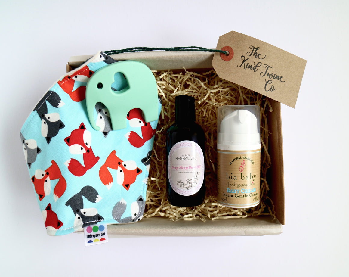 baby gift box gift hamper baby shower gift irish products