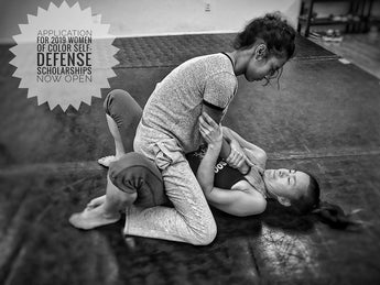 Women's of Color Self-defense Scholarship Program Now Open