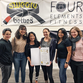 A Proclamation from Mayor Libby Schaaf for Our Girls and Women's Self-defense Non-profit Program