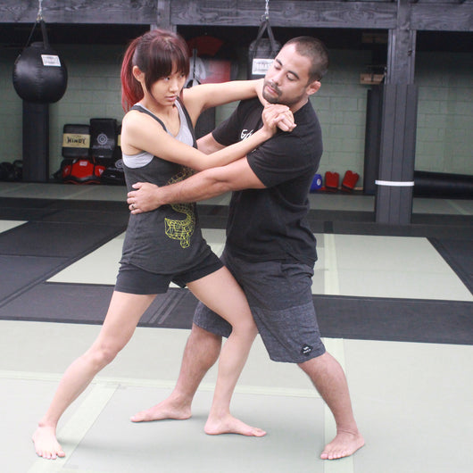 Women's Self-Defense Seminar: 3-Week Workshop