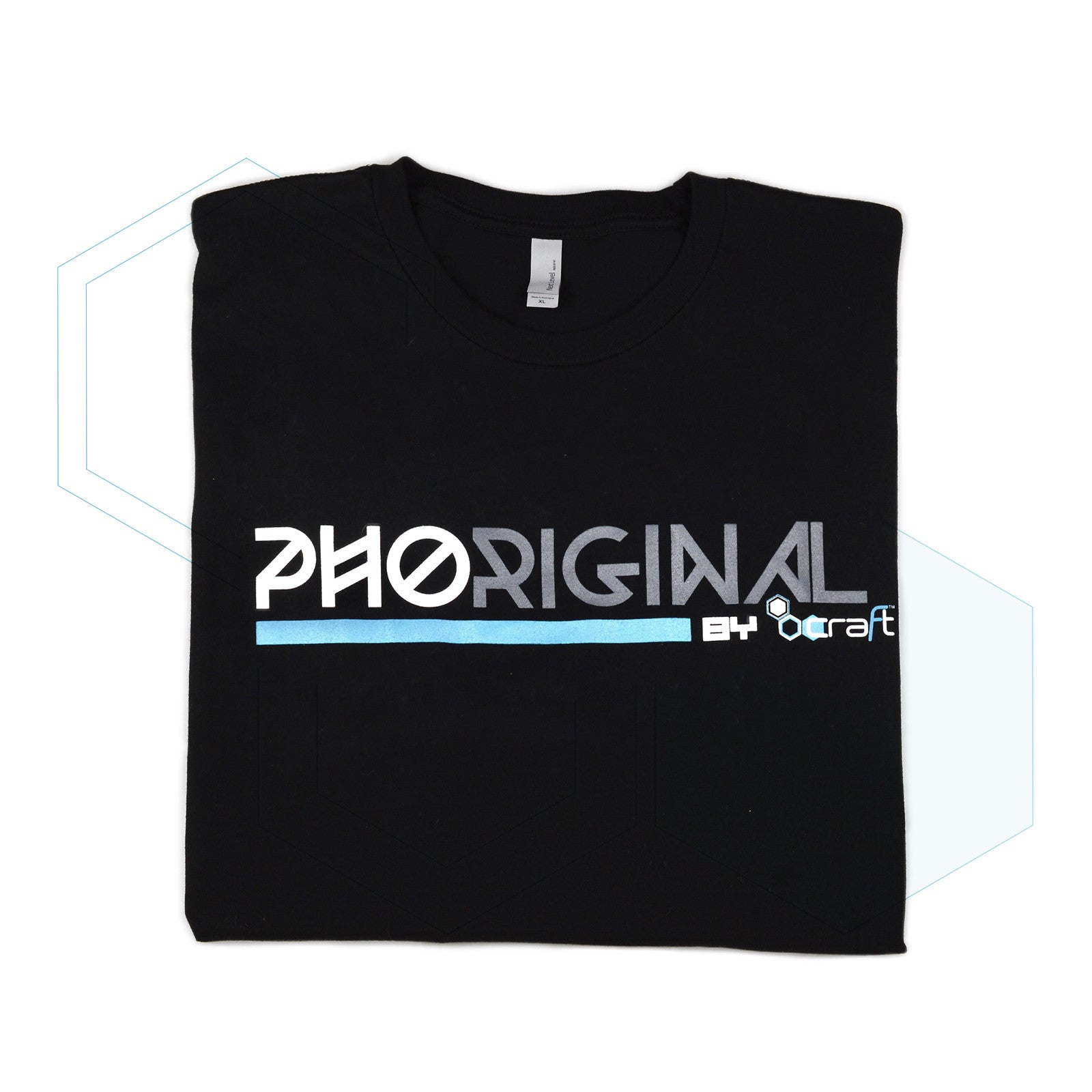 Phorginal Black Tee - Online Exclusive
