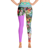 Skiing Yoga Leggings