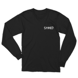 Shred Ladies Long Sleeve T-Shirt