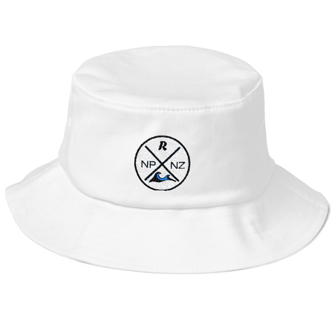Surf Old School Bucket Hat