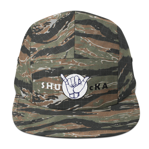 SHUcKA Five Panel Cap