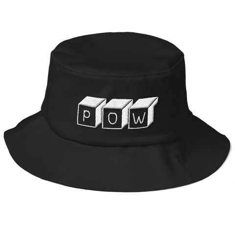 POW Bucket Hat