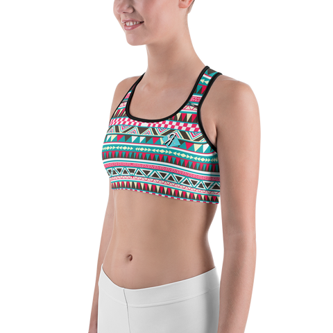 Aztec Snow Sports bra