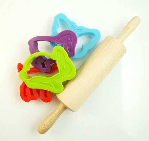 Child's Wooden Rolling pin