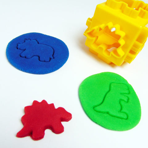 Dough Tools - Dinosaur Dough Cutter