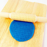 Child's Textured Rolling Pin