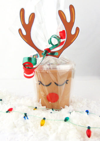 Handmade Child's Dough - Reindeer Dough