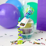 Handmade Child's Dough - Glittery Party Favours