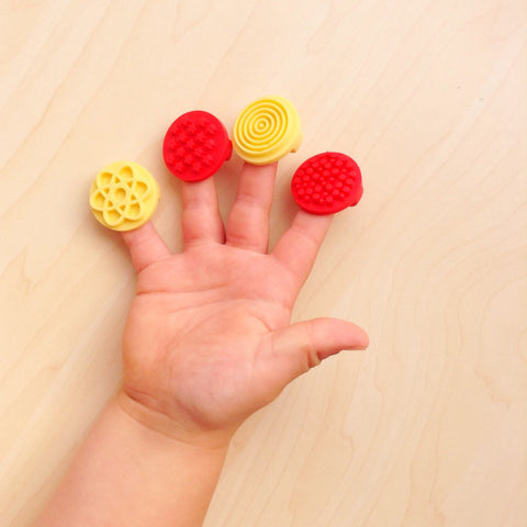 Child's Dough Tools - Finger Printers