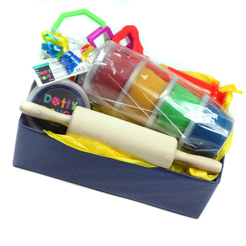 Handmade Child's Dough - Classic colours hamper