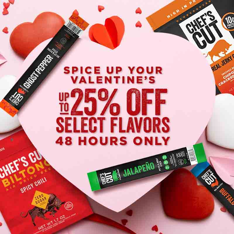 Spice Up Your Valentine's