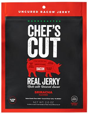 Real Bacon Jerky
