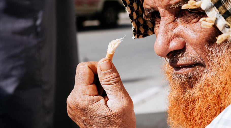 Miswak, Natural Toothbrushes in Saudi Arabia