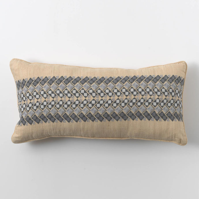 Ocean Stripe Cushion