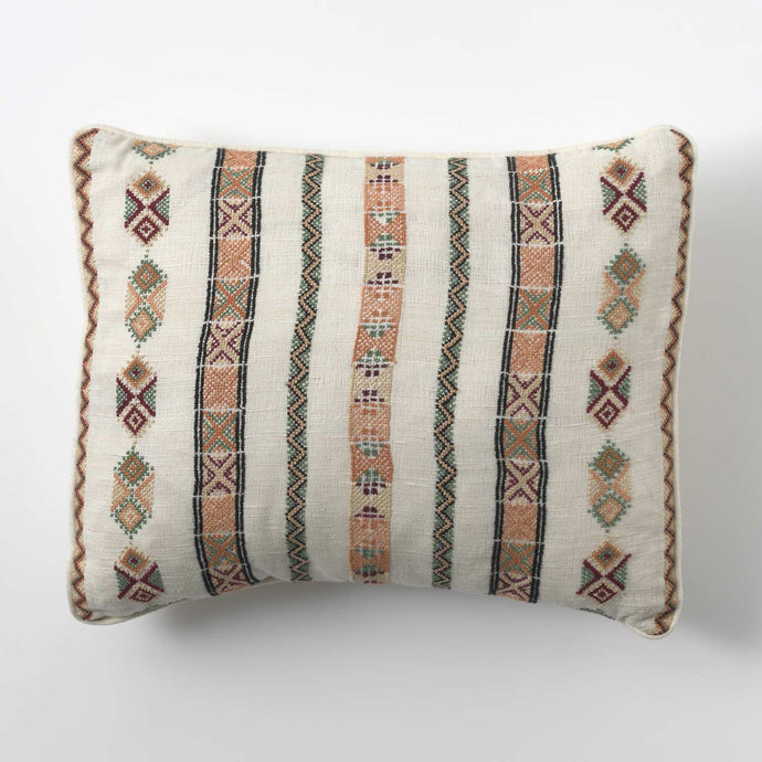 Neutral Lined Cushion