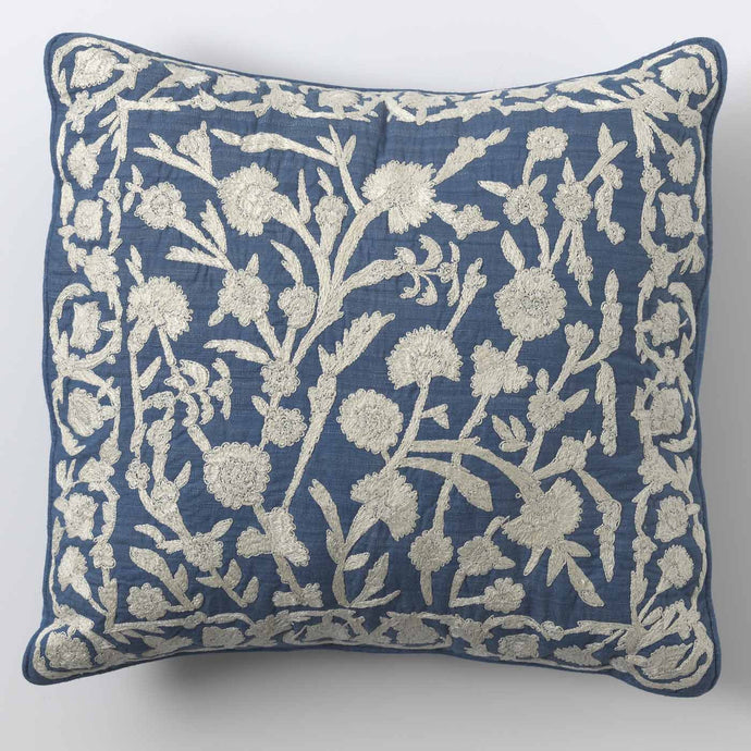 Botanical Square Cushion