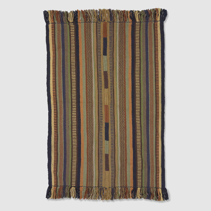 Earthy Stripe Rug