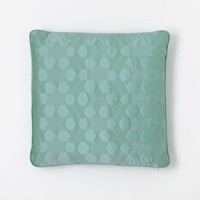 Silk Cushion (Jade)