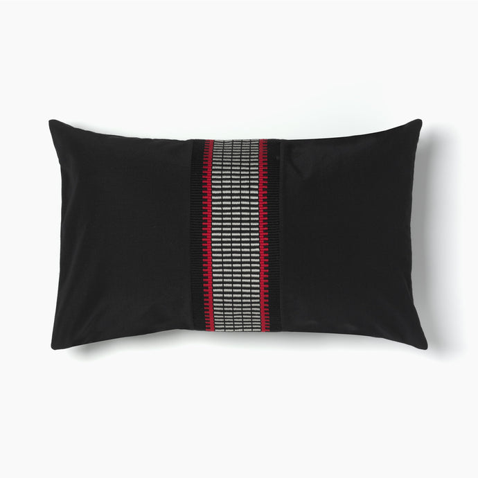 Red Sadu Cushion