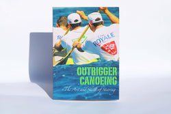 Outrigger Canoeing Steering Book by Steve West