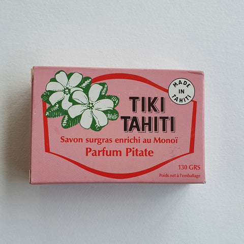 TIKI PITATE JASMINE SOAP