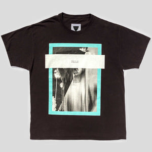 CENSORED TEE Black crew - SIXELAR