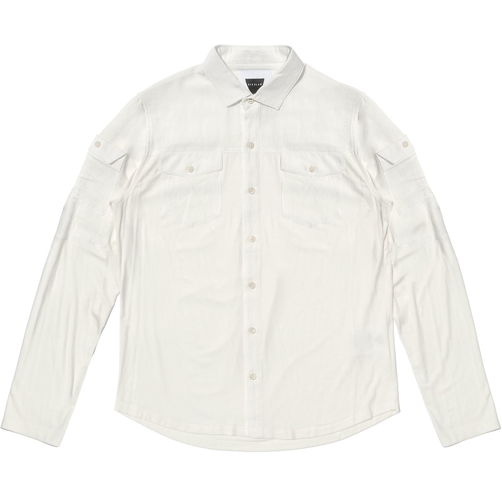 WOLF LONG SLEEVE SHIRT - SIXELAR