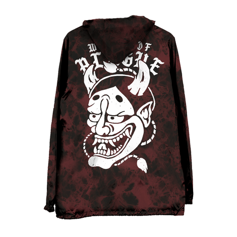 Kings Of Carnage Windbreaker