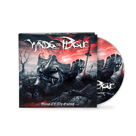 'Blood Of My Enemy' CD Digipak