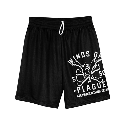 Nameless Walker Gym Shorts