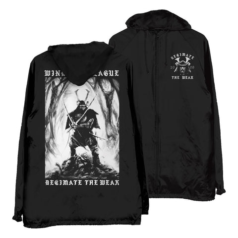 Decade Of Decimation Windbreaker